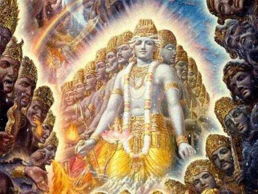 Krishna+cosmic