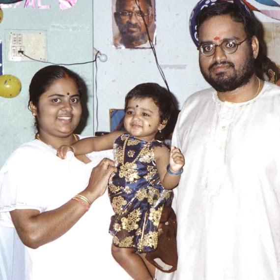 Eyal, Mallika and Me