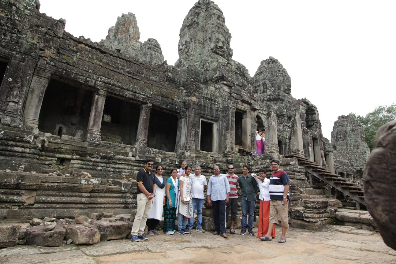 Bayon Group Photo 2