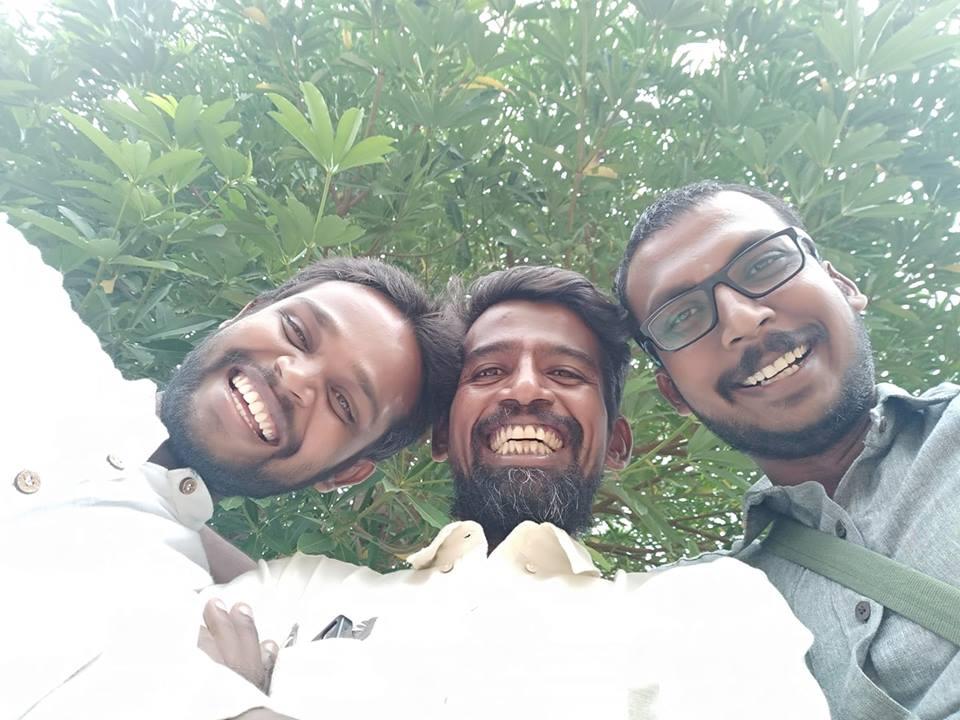 சிவகுருநாதன், குக்கூ சிவராஜ், ஸ்டாலின்