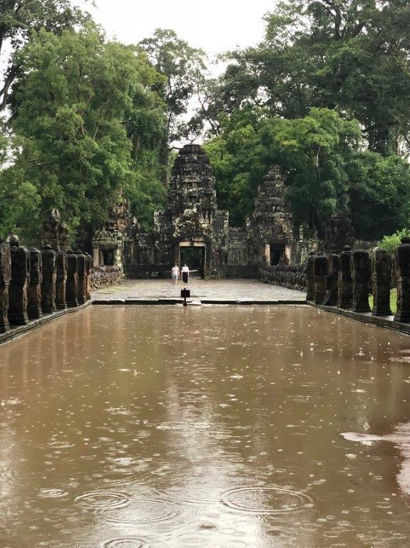 Preah Khan Entrance